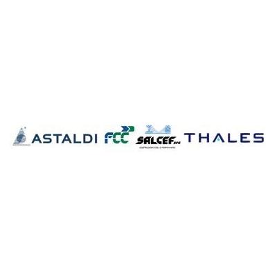 Asocierea ASTALDI – FCC – SALCEF – THALES LOT 2A-2B
