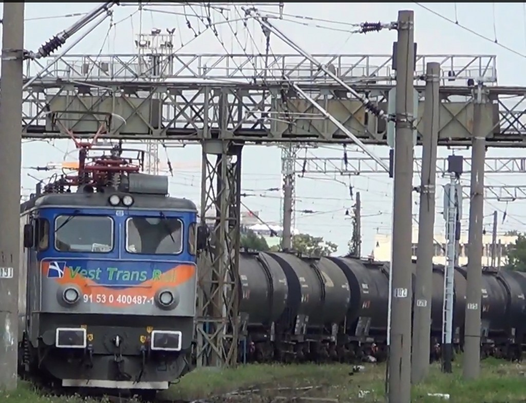 Vest Trans Rail angajeaza mecanic de locomotiva