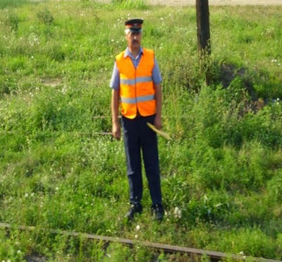 siguranța circulației feroviare