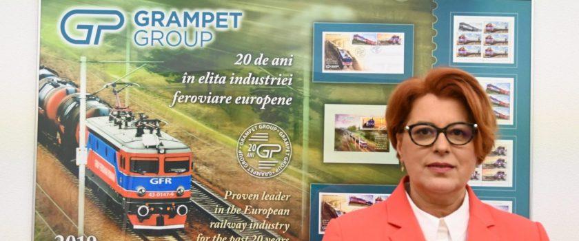 Mihaela Crăciun, Grup Feroviar Român - director de Resurse Umane